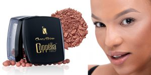 Ellenor Ndlovu Makeup Expert bronzing pearls