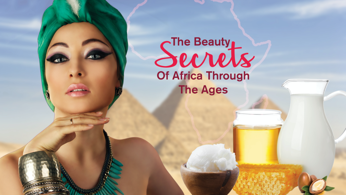 African Beauty Secrets Through The Ages